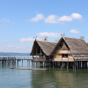 Honeymoon at Stilt houses