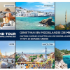 Grand Tours van MSC Cruises