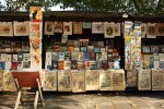 Stand of a Bouquiniste in Paris