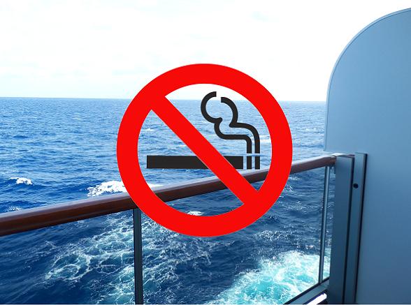 Rookvrije cruises