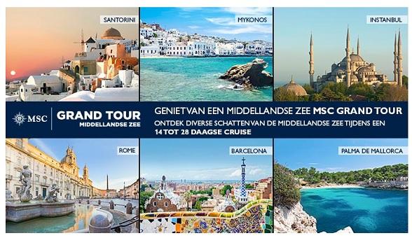 MSC Grand Tours
